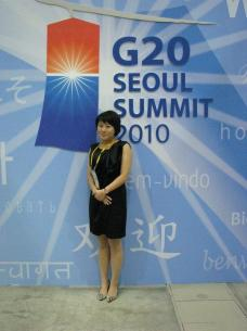 Tina Park G20