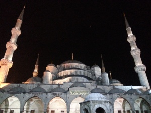 Blue Mosque, Istanbul, Turke