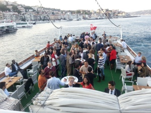 Networking Reception & Cruise dinner on the Bosphorous Sea, Istanbul