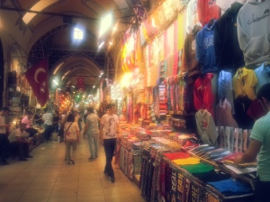 A little shopper's heaven @ Grand Bazaar, Istanbul 2013