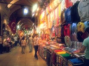 A little shopper's heaven @ Grand Bazaar, Istanbul 2013