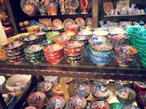A little shopping at Grand Bazaar! :)