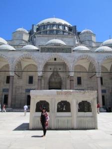 @ suleymaniye mosque