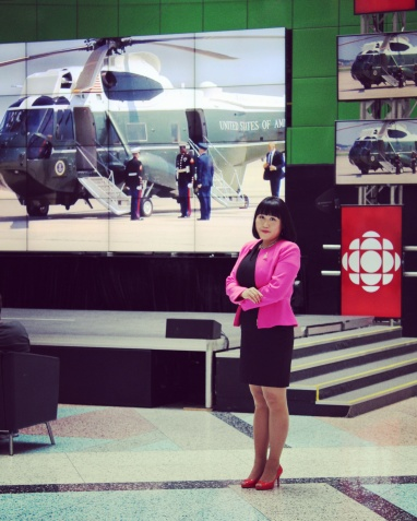 tina park and cbc and north korea